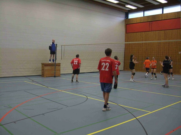 Volleyballstadtpokal in Elmshorn