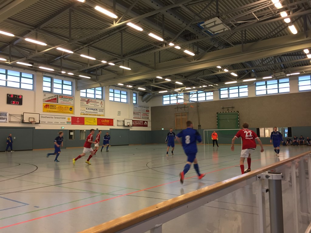 21.01.2017, Blaulichtcup in Tornesch