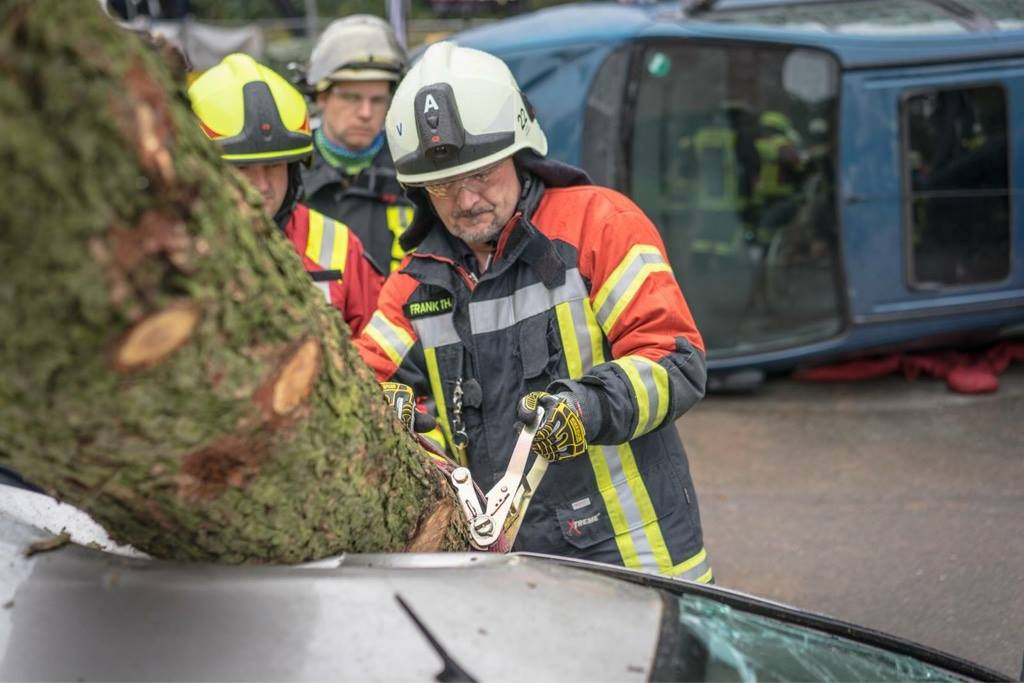 21.10.2017, Rescue DAYS in Schwarzenbek